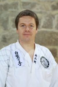 Sensei Norbert Andrzejewski